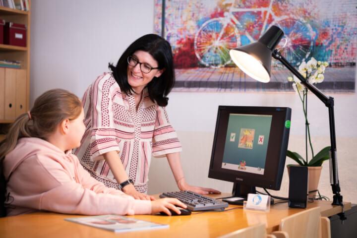 Logopädin mit Leidenschaft - Logopädie Blieskastel - Ute Forster