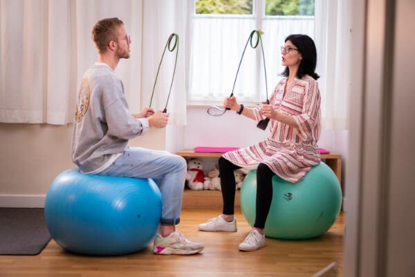 Logopädische Behandlungsfelder - Übungen